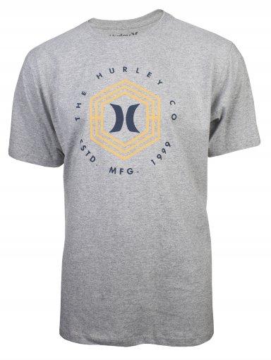 Camiseta Hurley Hexa Icon Masculina