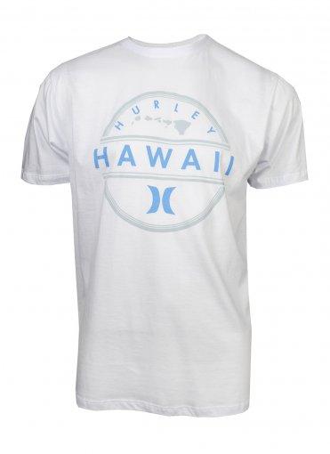 Camiseta Hurley Silk Hawaii Masculina