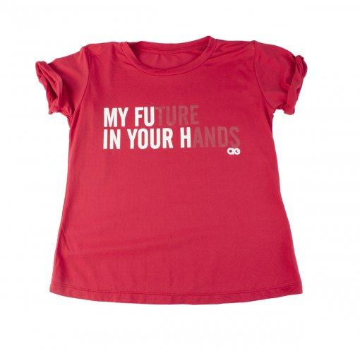 Camiseta Alto Giro Speed My Future Infantil