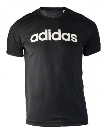 Camiseta Masculina Adidas Design 2 Move Logo