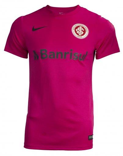 Camiseta Nike Internacional Outubro Rosa Masculina