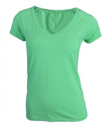 Camiseta Rola Moça New Trip Baby Look Feminina