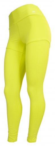 Legging Alto Giro Light Neon