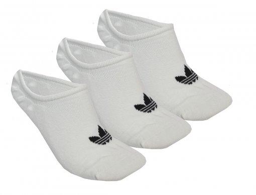 Meia Cano Invisivel Adidas 3 Pack