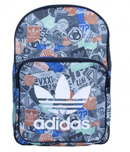 Mochila Adidas Stick Aop Bp