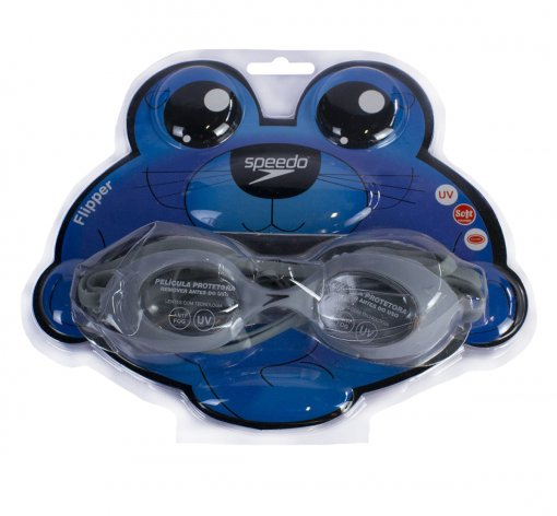 44a0b4c7f Óculos Natação Infantil Speedo Flipper - Imagem 1
