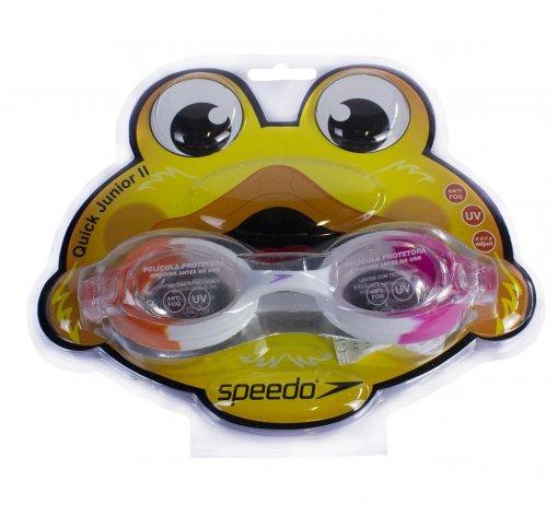 ed9d5b228 Óculos Natação Infantil Speedo Quick Junior II - Imagem 1