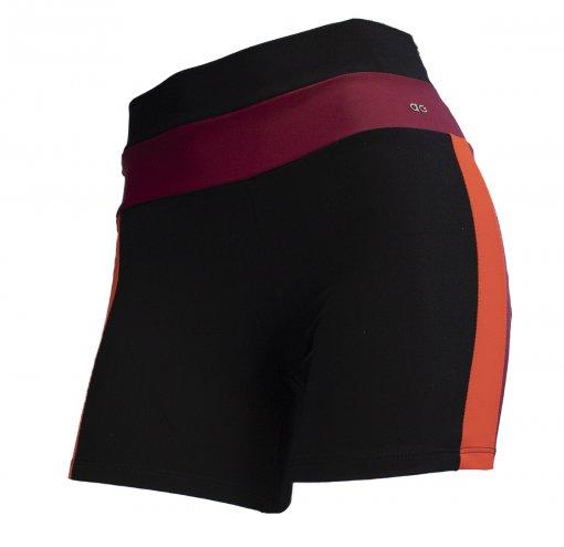 Shorts Suplex Alto Giro Mini Feminino