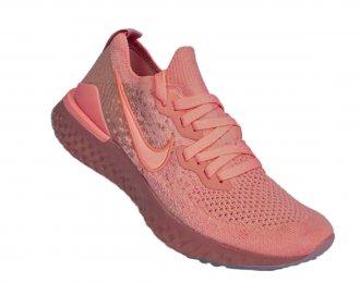 Imagem - Tênis Passeio Nike Epic React Flyknit Feminino - 052122