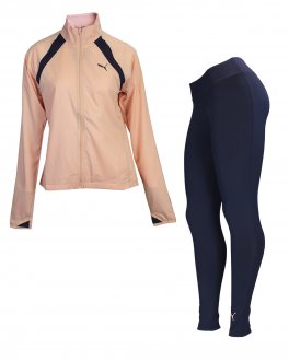 6b331696ea8 Agasalho Feminino Puma Yoga Inspired Suit