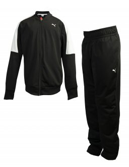 Imagem - Agasalho Masculino Puma Clean Tricot Suit Op cód: 050373
