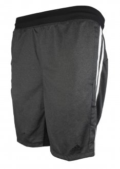 Imagem - Bermuda Adidas 4KRFT Sport Heather 3 Stripes Masculina cód: 054111