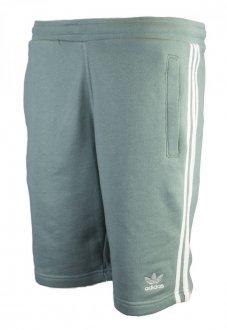 Imagem - Bermuda Moletom Adidas 3-Stripe Masculina - 050675