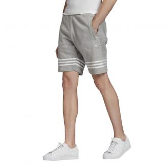 Imagem - Bermuda Moletom Adidas Outline Masculina  cód: 057725