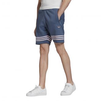 Imagem - Bermuda Moletom Adidas Outline Masculina  cód: 057726