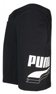 Imagem - Bermuda Moletom Puma Rebel Bold 9 Masculina cód: 055369