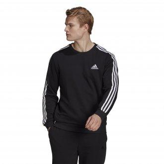 Imagem - Blusão Moletom Adidas Essentials 3-Stripes Masculino cód: 060413