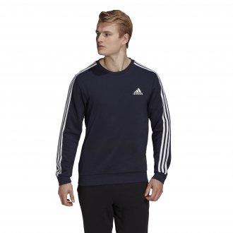 Imagem - Blusão Moletom Adidas Essentials 3-Stripes Masculino cód: 060414