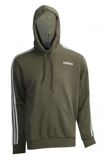 Imagem - Blusão Moletom Adidas Essentials  3-Stripes Masculino cód: 050942