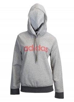 Imagem - Blusão Moletom Adidas  Essentials Linear Feminina  cód: 050944