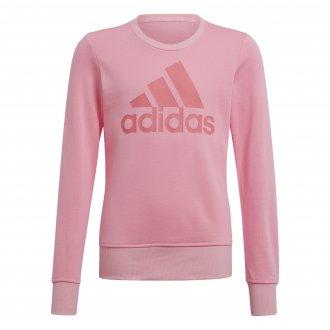 Imagem - Blusão Moletom Adidas Essentials Logo Infantil cód: 059954