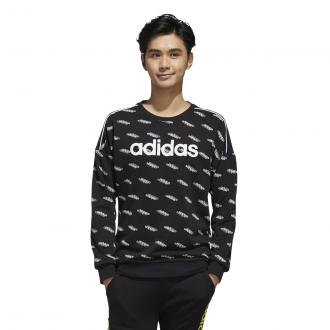 Imagem - Blusão Moletom Adidas Favorites Masculino  cód: 055770