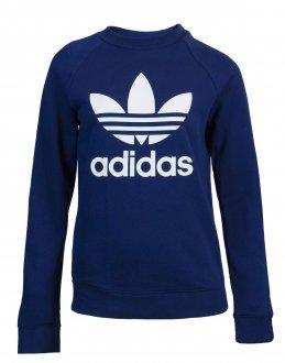 Imagem - Blusão Moletom Adidas  Trf Crew Sweat Feminino cód: 051068