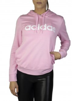 Imagem - Blusão Moletom Feminino Adidas Essentials Linear cód: 050423
