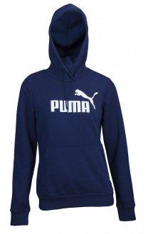 Imagem - Blusão Moletom Feminino Puma Essentials Fleece Hoody cód: 051720