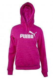 Imagem - Blusão Moletom Puma Essentials Fleece Hoody Feminino cód: 056695