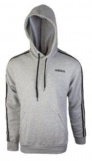 Imagem - Blusão Moletom Adidas Essentials 3-Stripes Masculino cód: 049772