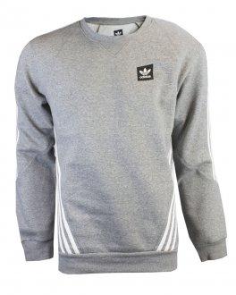 Imagem - Blusão Moletom Adidas Insley Crew Masculino cód: 049813