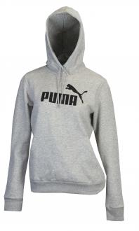 Imagem - Blusão Moletom Feminino Puma Essentials Fleece Hoody cód: 050803