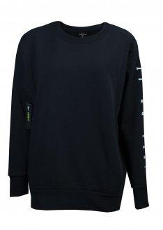 Imagem - Blusão Moletom Nike  Dry Top Ls Crew Grx Feminino cód: 051038