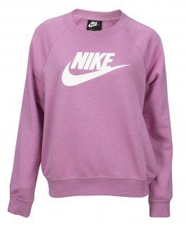 Imagem - Blusão Moletom Nike Essential Crew Feminino cód: 056546