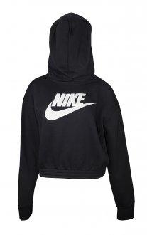 Imagem - Blusão Moletom Nike Icn Clsh Flc Hoodie Bb Feminino cód: 056041