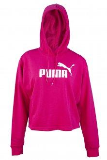 Imagem - Blusão Cropped Moletom Puma Essentials+Hoody Feminino cód: 056697