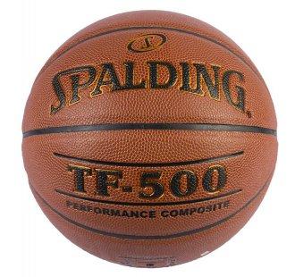 Imagem - Bola Basquete Spalding Tf 500  cód: 047516