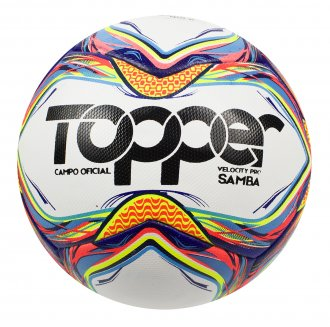 Imagem - Bola Campo Topper Samba cód: 056782