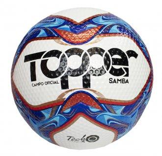 Imagem - Bola Campo Topper Samba cód: 052618