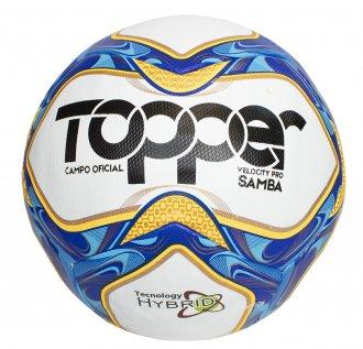 Imagem - Bola Campo Topper Samba Velocity cód: 052616