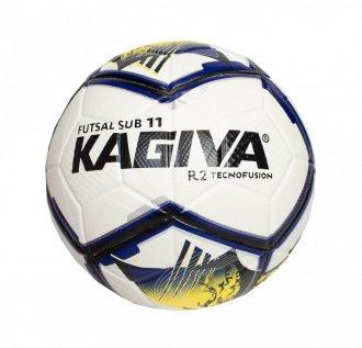Imagem - Bola Futsal Kagiva Sub 11 Tecnofusion R2 cód: 052617