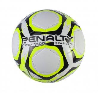 Imagem - Bola Futsal Penalty Brasil 70 R3 Ix cód: 048901