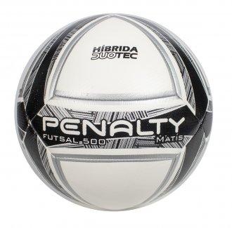 Imagem - Bola Futsal Penalty Matis Duotec 500 X  cód: 055206