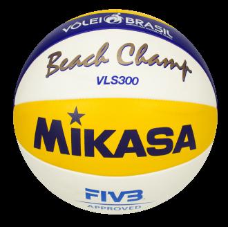 Imagem - Bola Vôlei Areia Mikasa Vls300  cód: 047831