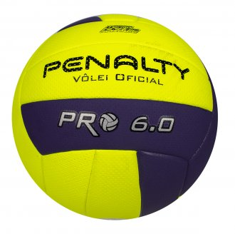 Imagem - Bola Vôlei Penalty 6.0 Pro X cód: 055470