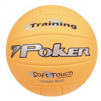 Imagem - Bola Vôlei Poker Training Neon cód: 052763