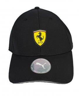 Imagem - Boné Aba Curva Puma Scuderia Ferrari Fanwear cód: 050341