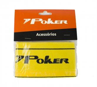 Imagem - Braçadeira de Capitão Poker Elástica cód: 048629
