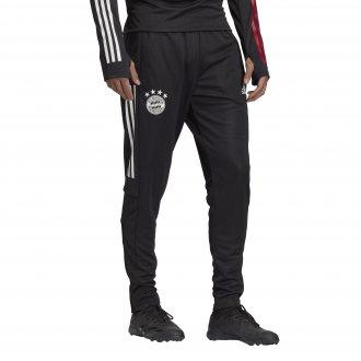 Imagem - Calça Adidas Malha Com Ziper Bayern München Masculina cód: 058943